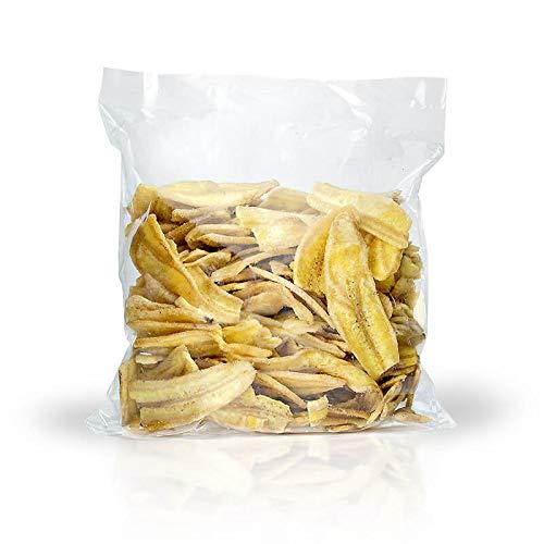 Banana Chips Salgada - 800g