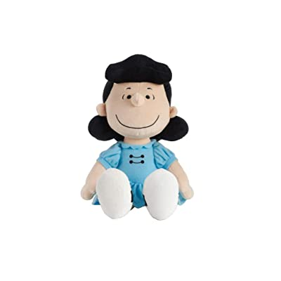 """KOHLS CARE Lucy Plush Peanuts Charlie Brown Series Doll Toy 11"""": Toys & Games"""