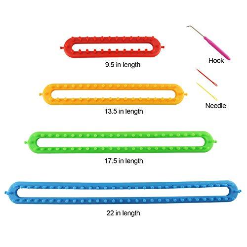 Needle /& Hook Crochet Needles Line 1 Set For Knitter /& Knitting Loom