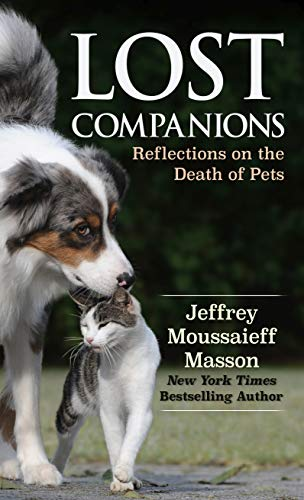 Book Cover: Lost Companions: Reflections on the Death of Pets