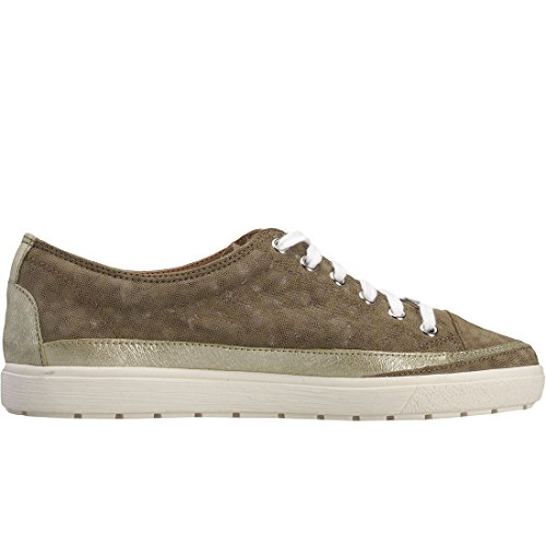Caprice Lace-up Iridescent Low Top Womens Trainers o2aPO29TYq