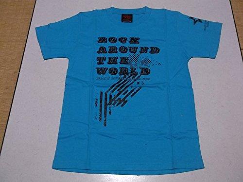 GLAY グレイ 2010-2011 RATW Tシャツ 青 の商品画像
