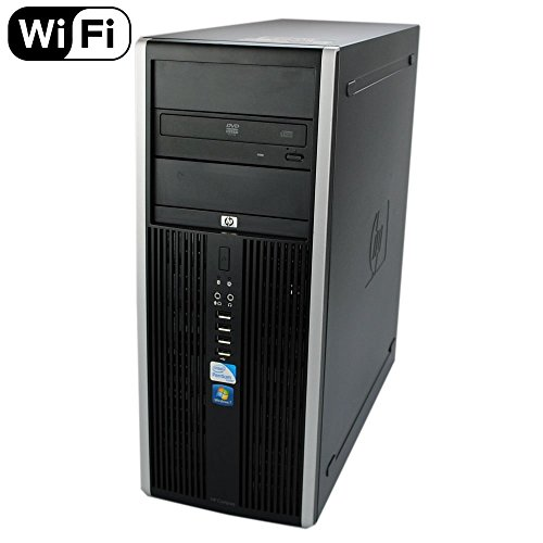 HP 8100 Elite Tower - Quad Core i5 3.2GHz, 8GB DDR3, 1TB HDD, Windows 10 Pro 64-Bit (Certified Refurbished)