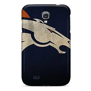 ZabrinaMcVeigh Samsung Galaxy S4 High Quality Hard Phone Covers Custom Nice Denver Broncos Image [PuB7351yNmj]