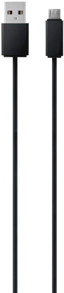 Cable USB de reemplazo a Micro USB datos cargador cable para Apple Beats Por el Dr. Dre Beats Studio³ Studio Audífonos Inalámbricos   Solo³ Solo   PowerBeats³ Auriculares   Pill Altavoz 1/2 - Negro