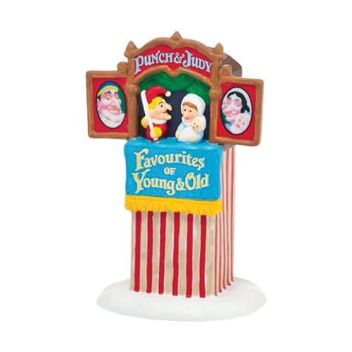 Saturday With Punch & Judy | Department 56 Figurine (4036519) by Department 56