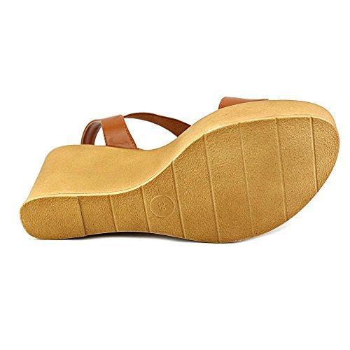 Athena Alexander Womens Kolor Open Toe Casual Platform Sandals Cognac dwutVAQjfM