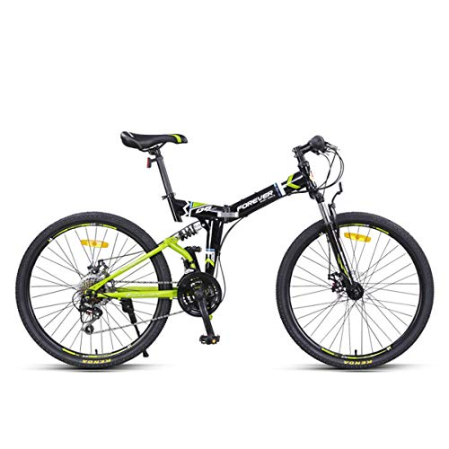 - Dapang MTB Folding Dual Suspension Mountain Bike,26