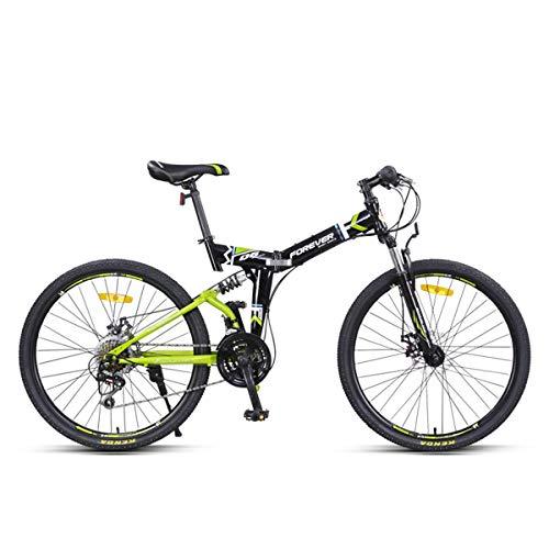 Dapang MTB Folding Dual Suspension Mountain Bike,26