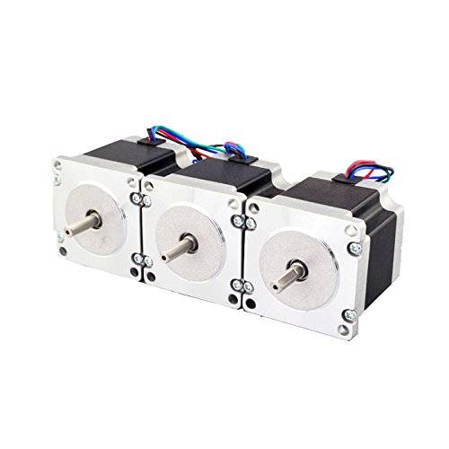 Stepperonline Stepperonline Nema 23 Stepper Motor Geared