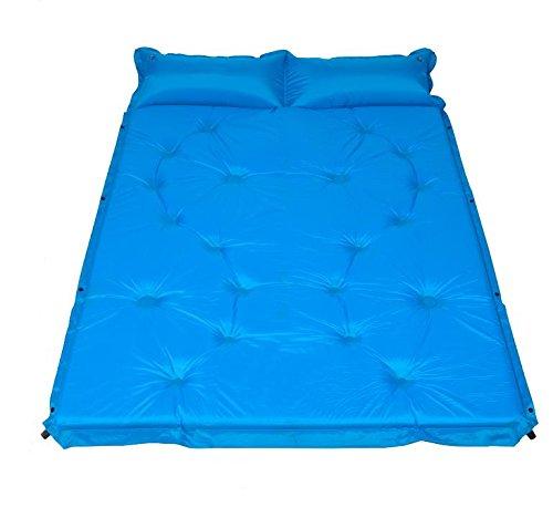 Frühling und Sommer Outdoor-automatische aufblasbare Matte camping Zelt Matte Matte dicken NAP Doppelmatratze