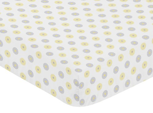 Fitted Yellow Toddler Bedding Collection product image