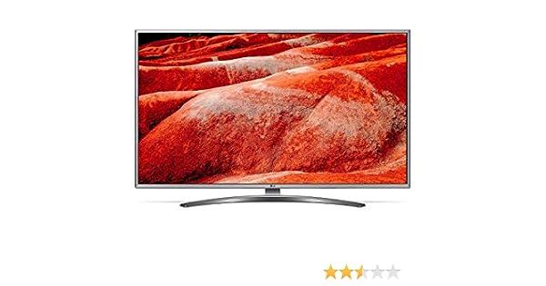 LG - TV Led 50 Lg 50Um7600 IA 4K Uhd HDR Smart TV: 409.79: Amazon.es: Electrónica
