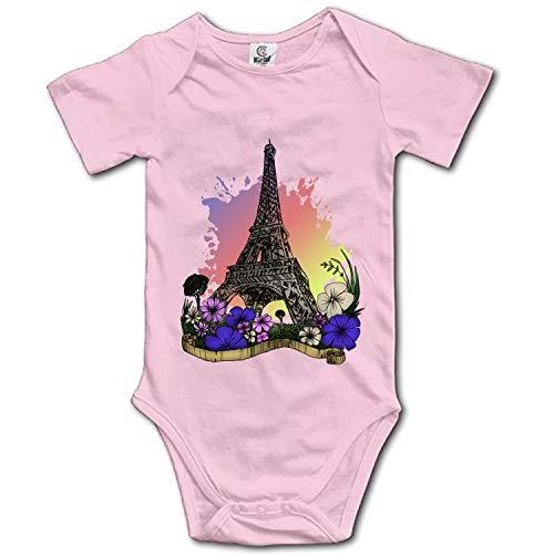 Eiffel Tower Costumes Three People - YSKHDBC Funny Gift Baby Bodysuit One