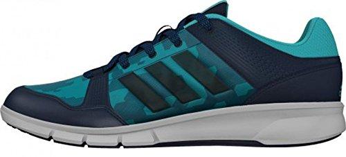 Vert Femme Entrainement Bleu Azumin Chaussures Running Niraya Blanc Verimp adidas Blanco de Cq1Zwxg