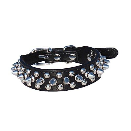 Black Studded Collar - 5