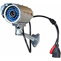 720P IP Camera CCTV Network P2P Waterproof Outdoor SecuritY 3.6mm Lens IR Night Vision Wired IP Surveillance 36 Infrared LEDs