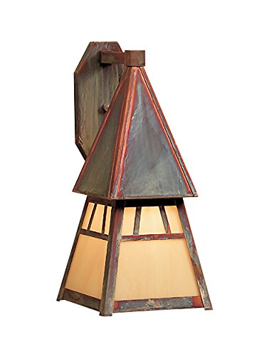 Raw Copper Outdoor Fixtures - 9