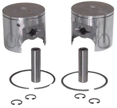 (WSM Piston Ring Set - 82.00mm Bore 010-917)