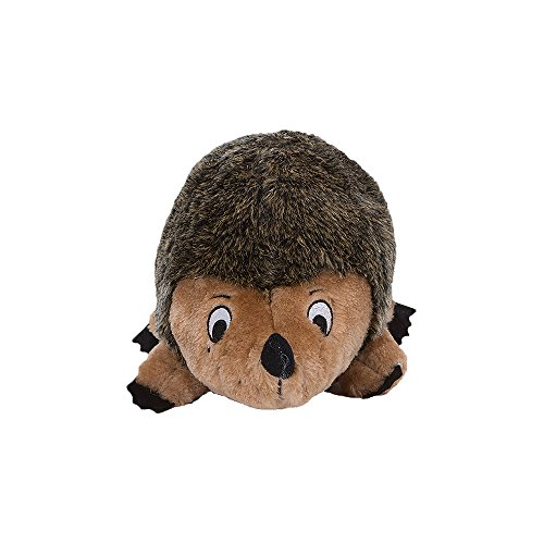 Outward Hound Kyjen Hedgehogz Squeak Toy for Dogs (Best Toys For Hedgehogs)