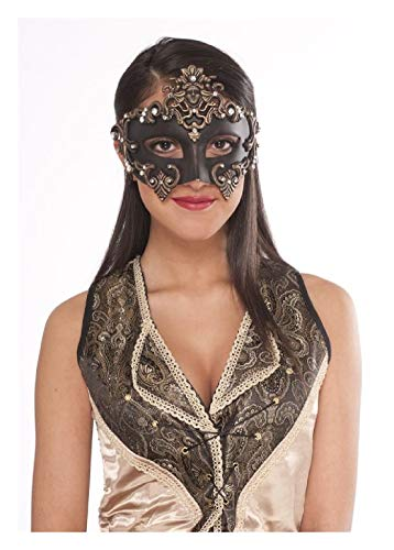 Ovedcray Costume series Medieval Woman Half Mask