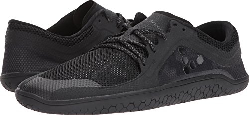 Vivobarefoot Primus LITE Men's Running Trainer Shoe, All All Black 45 D EU (12 US)