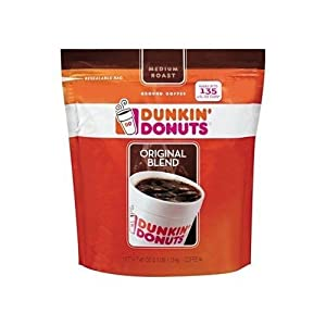 Dunkin' Donuts Original Blend Coffee 40oz Home Grocery Product from Dunkin' Donuts