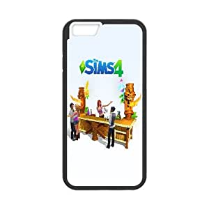 The Sims Game iPhone 6 Plus 5.5 Inch Cell Phone Case Black DIY Ornaments xxy002-3682180