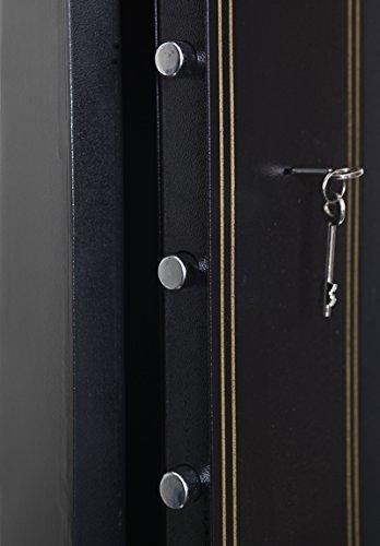 American Furniture Classics 905 Five Gun Safe, Black by American Furniture Classics (Image #2)