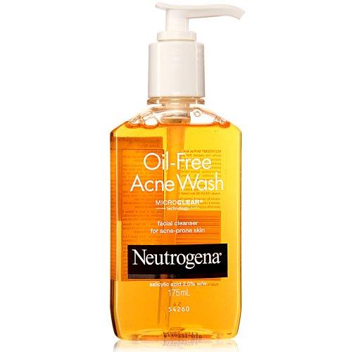 Neutrogena Oil-Free Acne Wash 175 ml
