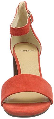 Femme Vagabond Cheville Coral Rouge Carol Bride 73 Sandales txIq1wIv