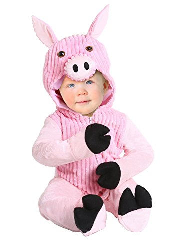 Infant Baby Pig Costume 6/9 Months