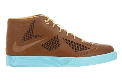 Nike Lebron X Nsw Livsstils Nrg James Sports Casual Sko Brun / Blå