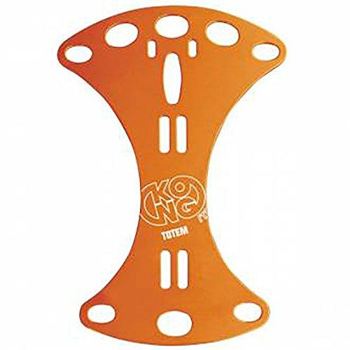Kong Totem Orange by KONG USA