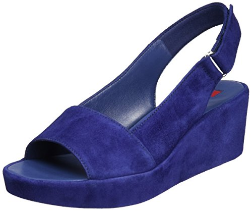 Azul 3 Sandalias cu Mujer Blue3200 a 10 H gl 3412 de UxZqPgpw