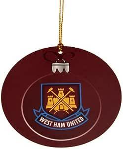 Amazon.com: West Ham United F.C. 6 Pack Christmas Gift ...