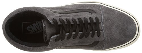 Baskets Adulte Basses Vans Mixte Gris MTE U Wool Skool Old Pewter qCPCRnwUaI