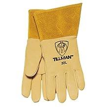 Tillman 32L Top Grain Pigskin MIG Welding Gloves - LARGE by Tillman