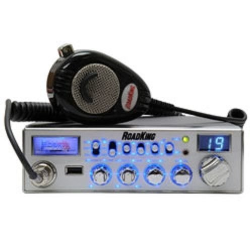 Road King RK5640 CB Radio with USB Charging Port by RoadKing
