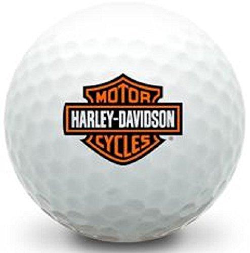 3 Dozen (Harley Davidson Logo) Titleist Pro V1 Mint Golf ...