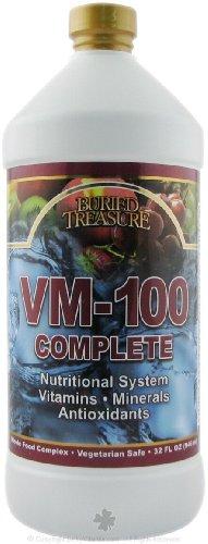 Complete Buried Treasure (Buried Treasure Vm 100 Complete Liq Vitmn 32 Fz)