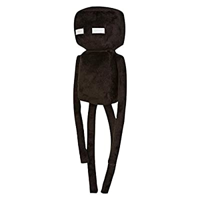 Official Minecraft Enderman 17 Plush Toy Figure by MOJANG