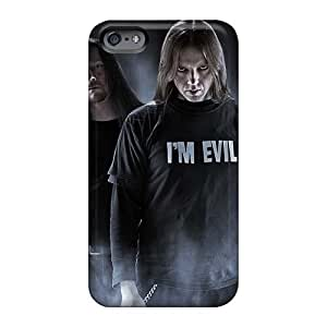 Shock-Absorbing Hard Cell-phone Cases For Iphone 6 With Allow Personal Design Stylish Eternal Tears Of Sorrow Band EToS Pattern JohnPrimeauMaurice
