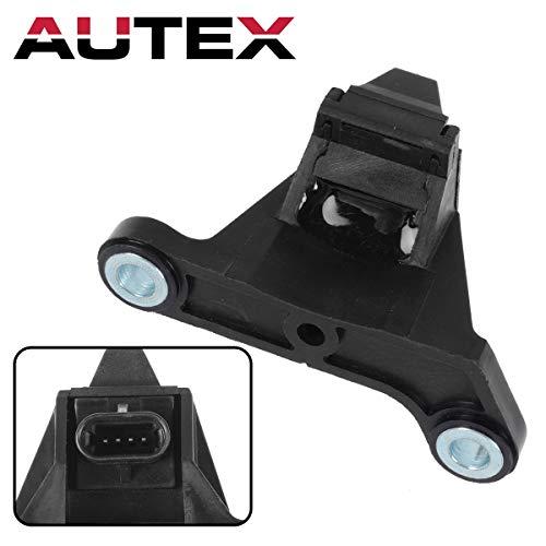 Autex Crankshaft Crank Cam Position Sensor 10456161 compatible w/Buick LaCrosse Regal Allure Century Chevrolet Camaro Impala Lumina Monte Carlo Oldsmobile 88 Achieva Cutlass Ciera Pontiac ()