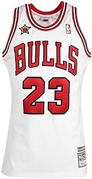Mitchell & Ness NBA Michael Jordan Chicago Bulls 1998 - Camiseta ...