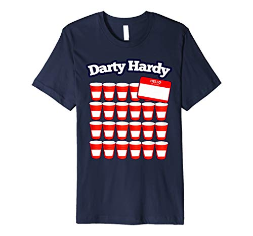 The Darty Hardy T-Shirt