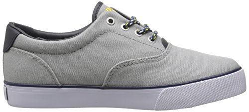 W Sneakers Grau Garçon Ralph Grey Canvas light Yellow Lauren Vaughn Gris Basses Polo wgtP1t