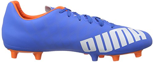 Bleu Fg white Evospeed Clown Homme Pour Fish Puma 5 Chaussures orange 03 Blue Blau Lemonade De Football 4 electric BWtWIR