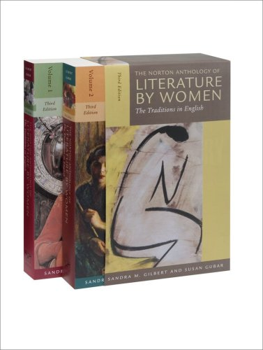 393930157 - Norton Anthology of Literature by Women (Boxed set, Volumes 1 and 2)
