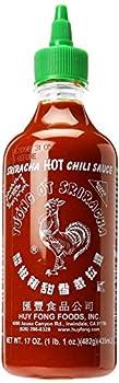 Huy Fong Foods Sriracha Chili Sauce, 17 Oz 0
